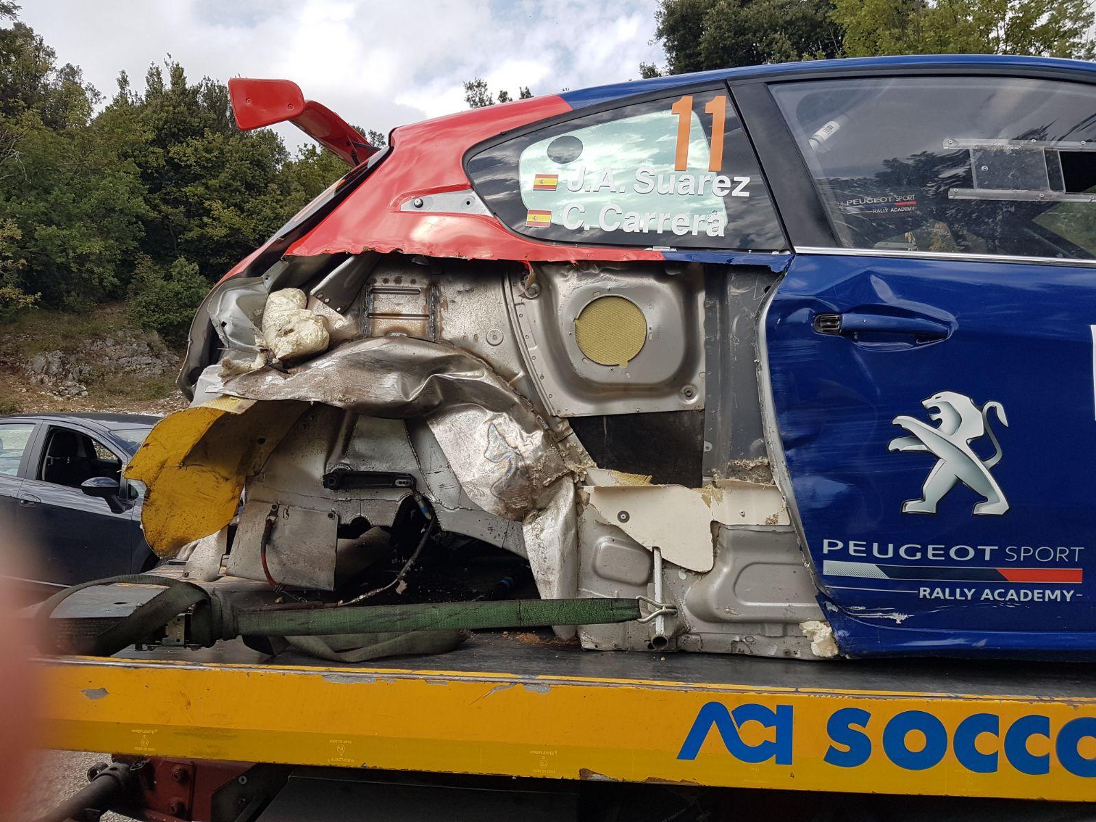 Rally di Roma Capitale 2017 ERC IMG-20170916-WA0039