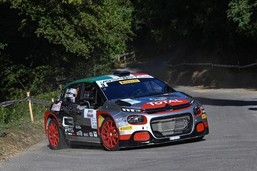 Crugnola-Ometto---Rally-Il-Ciocco-CIR2020