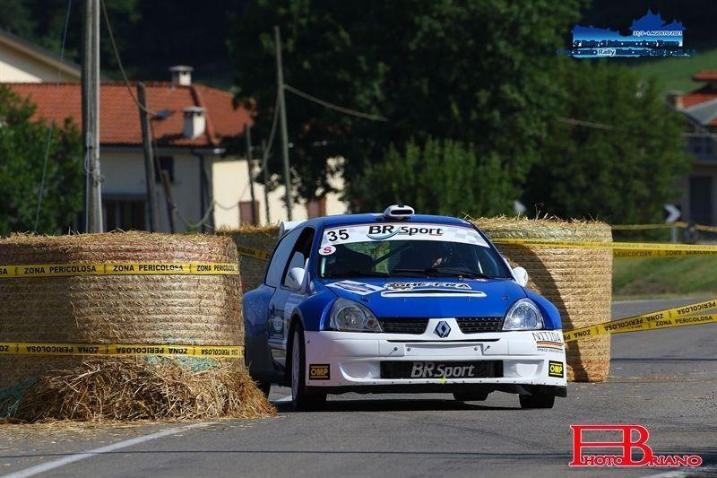 Garuti---Mazzini-su-Renault-Clio-S1600-Ph.-PhotoBriano