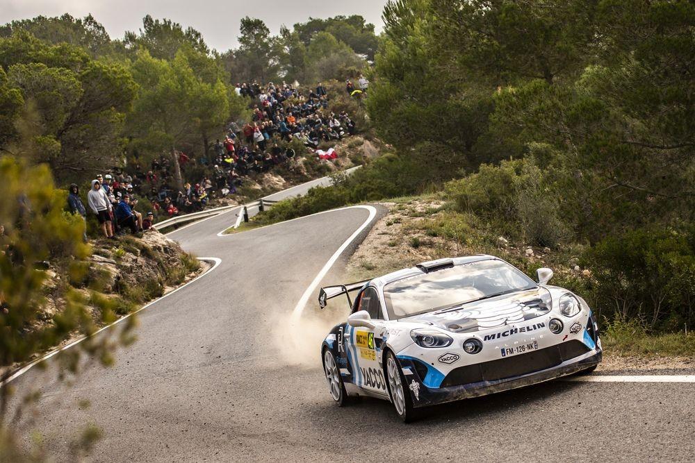 2021---FIA-RGT-CUP--Rally-de-Espaa----Pierre-RAGUES---Julien-PESENTI