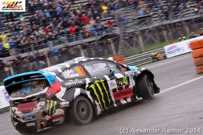 RALLYLINK - Diretta Web Monza Rally Show 2014