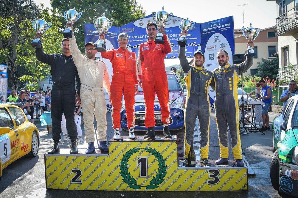 Calendario Rally Storici 2020.Rally Salsomaggiore Terme Si Fa In Tre Il 3 4 Agosto