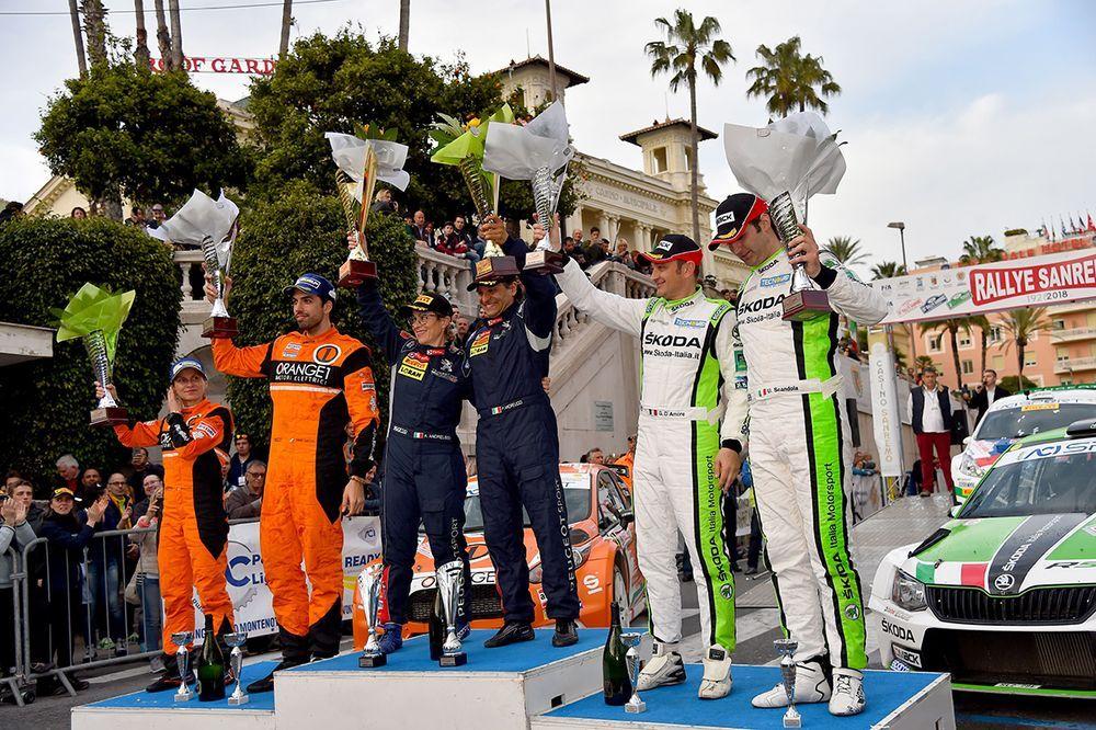 Aci Sport Calendario 2020.Acisport Il C I R Prosegue Con Il 66 Rallye Sanremo