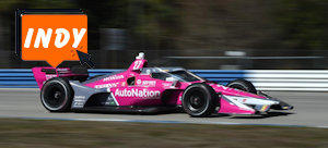 INDYCAR - Grand Prix of Alabama