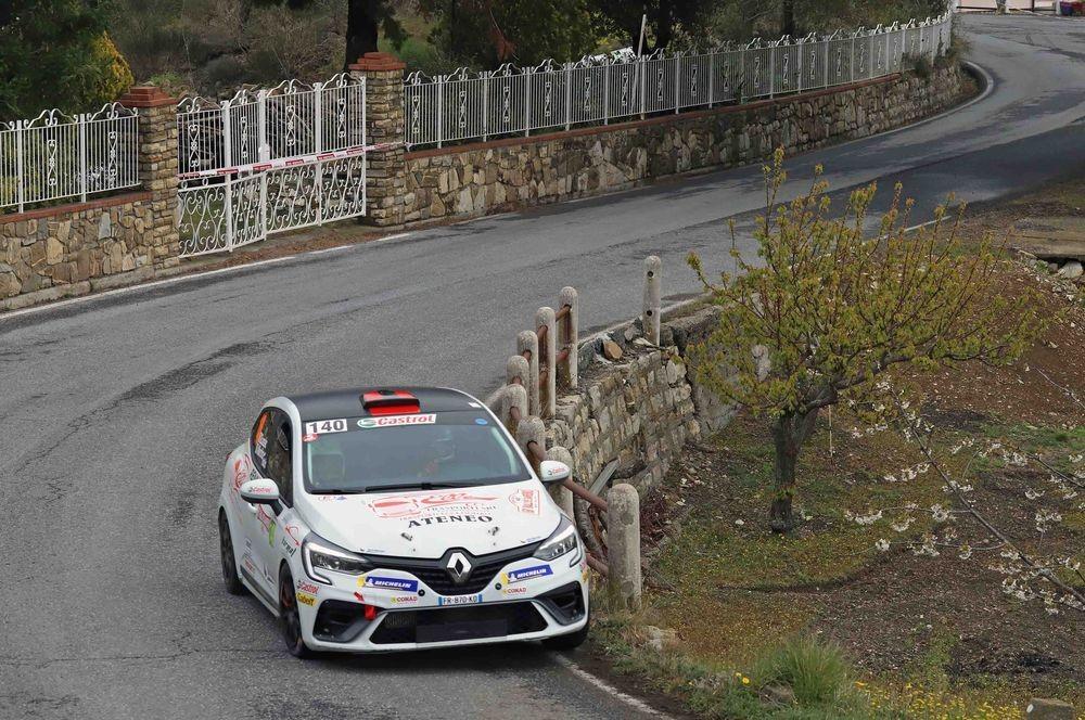 Renault-Clio-Rally5-NDM-Tecno---Sanremo