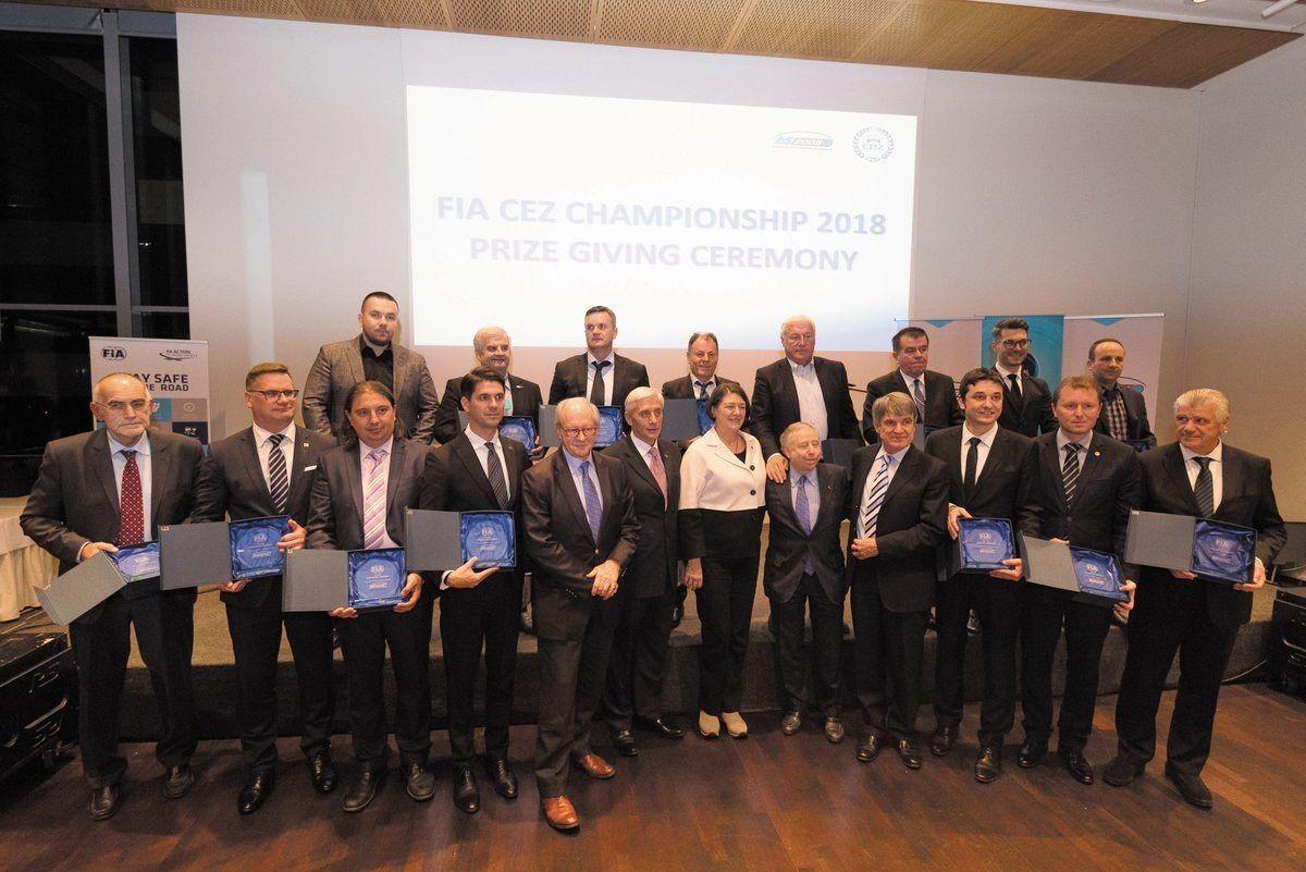 Cerimonia-di-Premiazione-FIA-CEZ-2018-Lubiana
