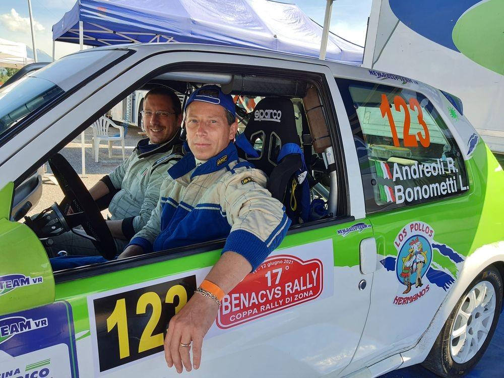 Andreoli-Bonometti-Benacvs-Rally