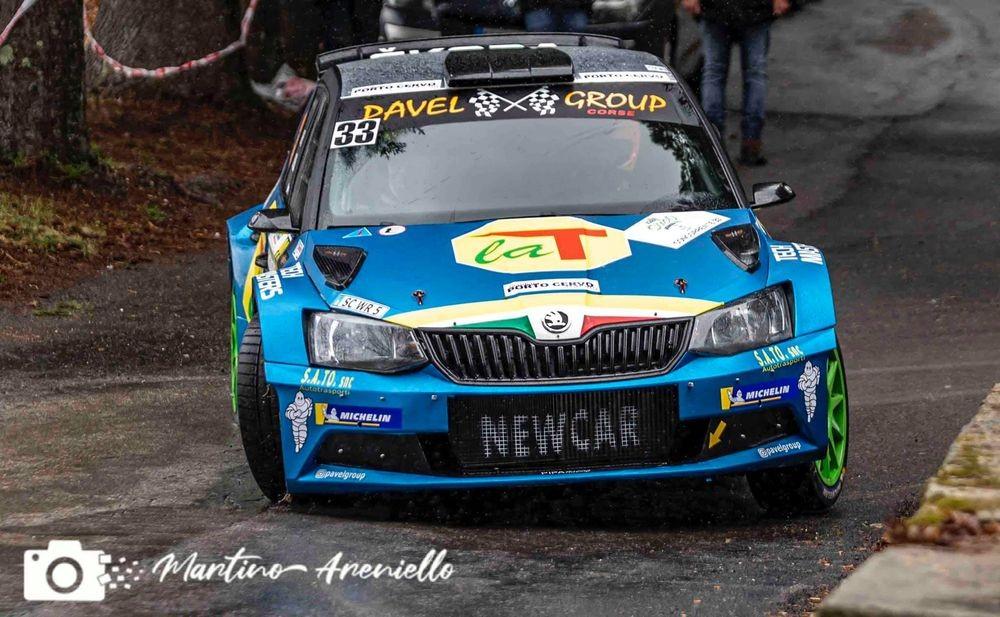 Moricci-Garavaldi_Skoda-Fabia-R5_Porto-Cervo-Racing_Rally-Il-Ciocco-2021_Foto-Martino-Areniello