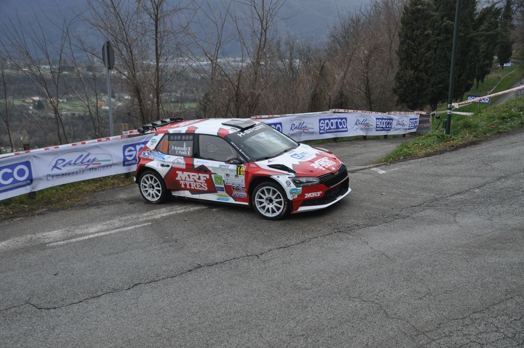 Paolo-Andreucci-e-Francesco-Pinelli-MRF-Tyres---H-Sport---Ciocco-Rally-2021__4