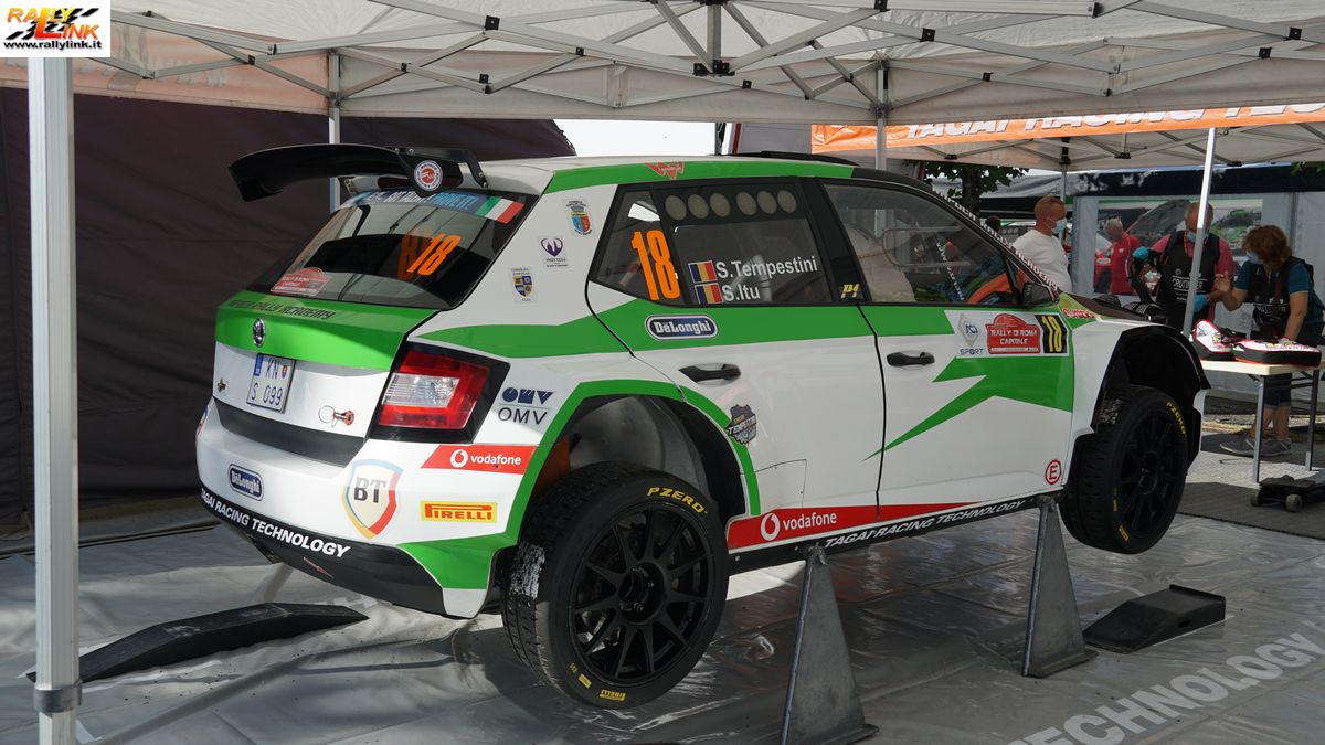 ERC: 8º Rally di Roma Capitale [25-26 Julio] DSC07540