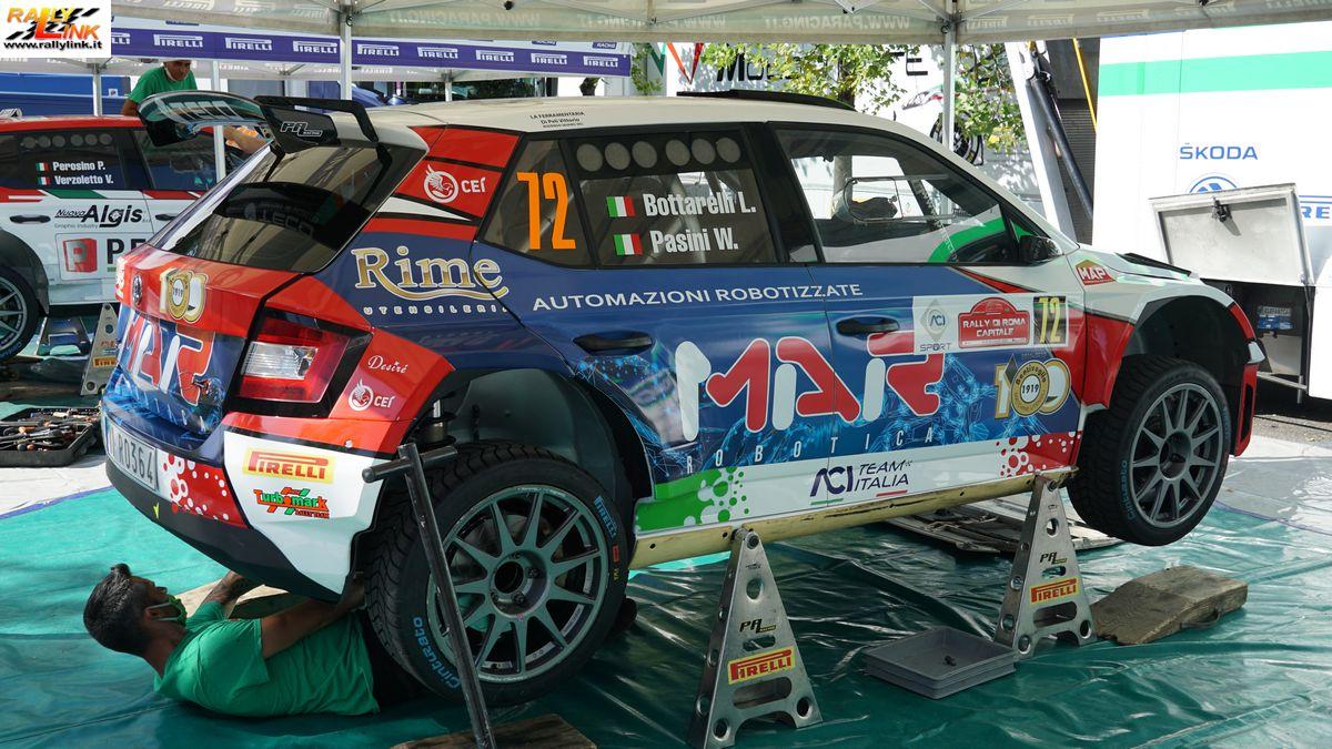 ERC: 8º Rally di Roma Capitale [25-26 Julio] DSC07558