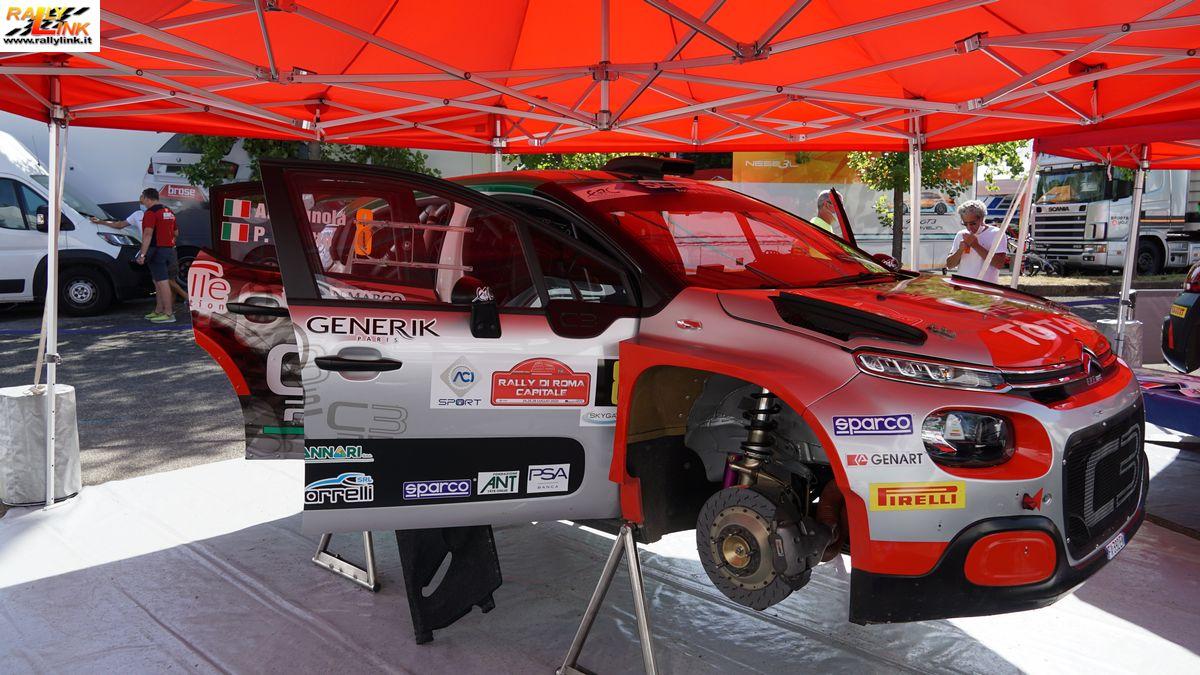 ERC: 8º Rally di Roma Capitale [25-26 Julio] DSC07573