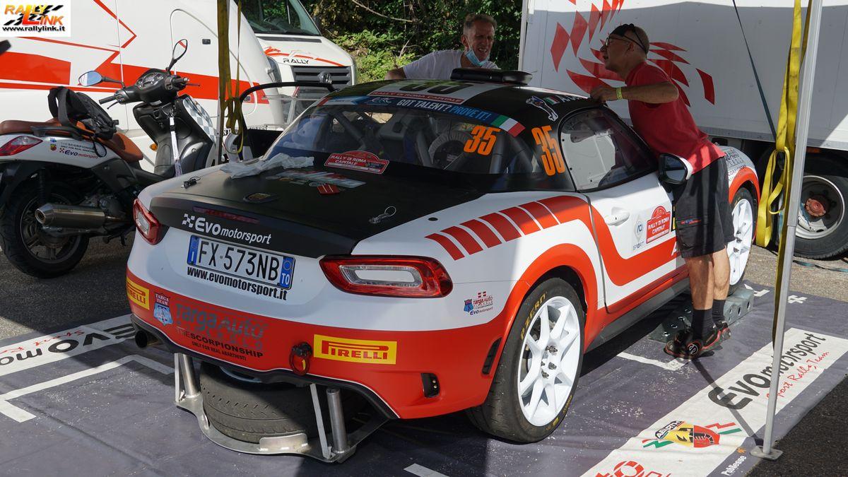 ERC: 8º Rally di Roma Capitale [25-26 Julio] DSC07577