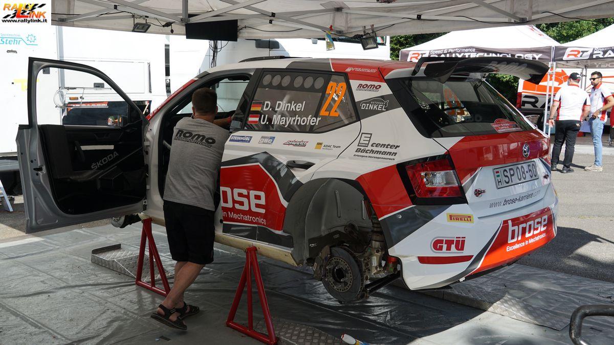 ERC: 8º Rally di Roma Capitale [25-26 Julio] DSC07578