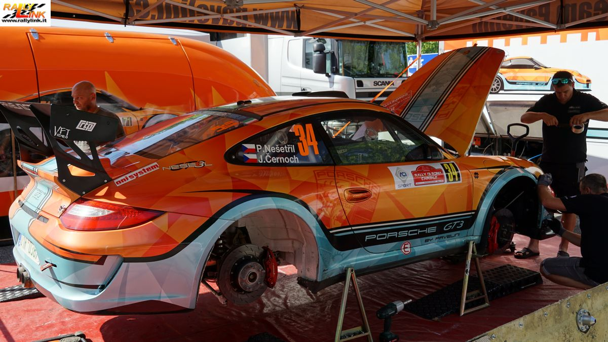 ERC: 8º Rally di Roma Capitale [25-26 Julio] DSC07579