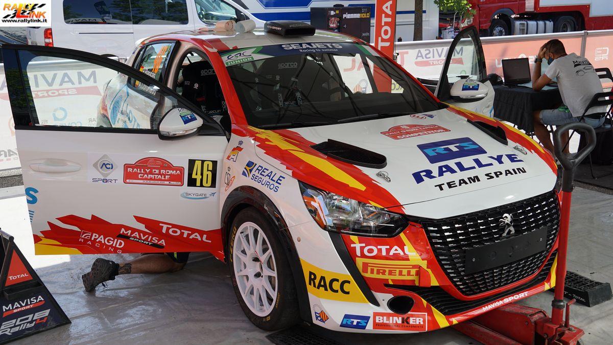 ERC: 8º Rally di Roma Capitale [25-26 Julio] DSC07580