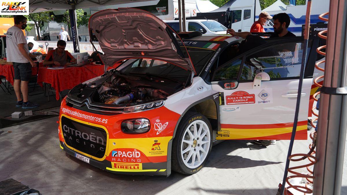 ERC: 8º Rally di Roma Capitale [25-26 Julio] DSC07582