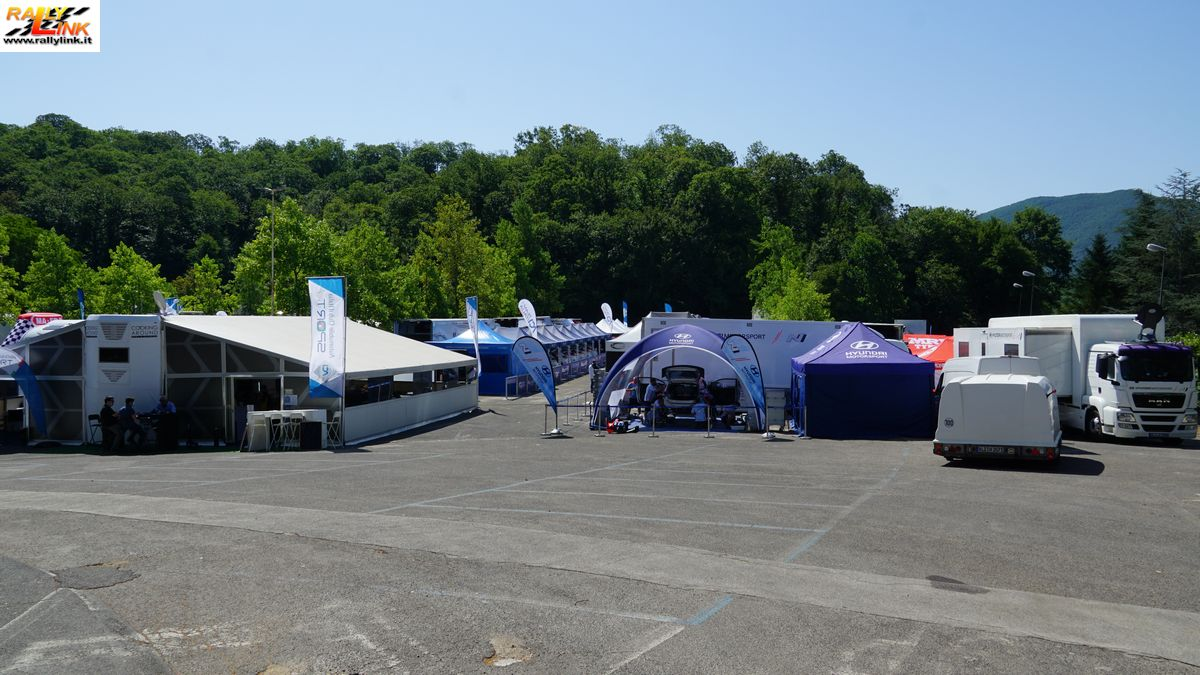 ERC: 8º Rally di Roma Capitale [25-26 Julio] Parco